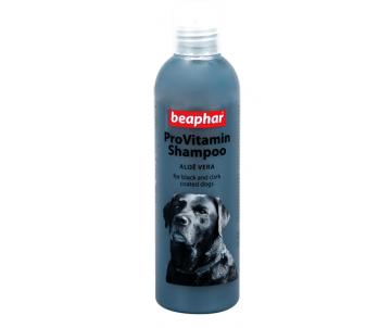 Beaphar Provitamin Shampoo Black Провитаминный шампунь для собак темной окраски