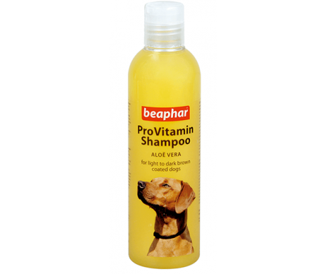 Beaphar Provitamin Shampoo Yellow/Gold Провитаминный шампунь для рыжих собак