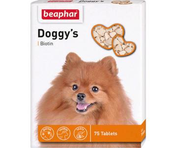 Beaphar Doggy's + Biotin Лакомство с биотином для собак