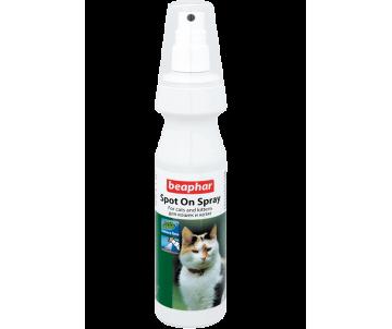 Beaphar Spot On Spray CAT Спрей антипаразитарный натуральный для котов