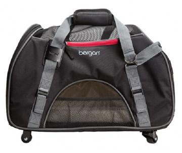 Bergan Wheeled Comfort Carrier Сумка переноска на колесах для собак и котов