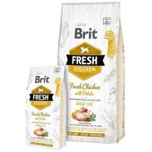 Brit Fresh Dog Adult Chicken Potato
