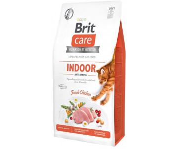 Brit Care GF Cat Adult Indoor Anti-stress Chicken