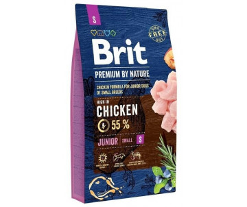 Brit Premium Dog Junior S