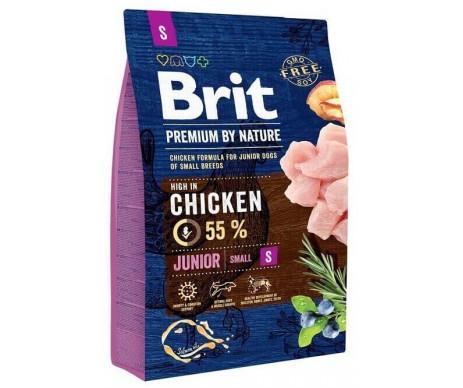 Brit Premium Dog Junior S Chicken