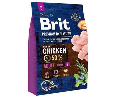Brit Premium Dog Adult S Chicken