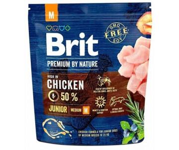 Brit Premium Dog Junior М
