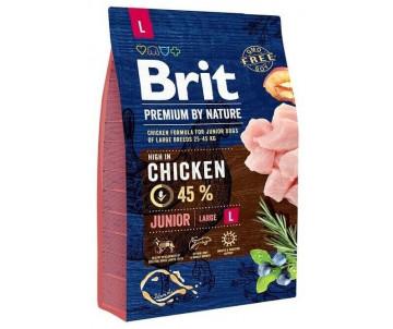 Brit Premium Dog Junior L