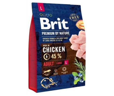 Brit Premium Dog Adult L