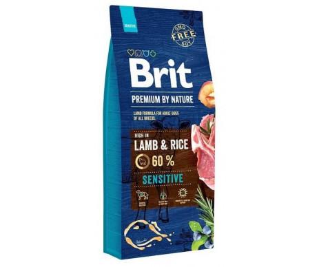 Brit Premium Dog Adult Sensitive Lamb