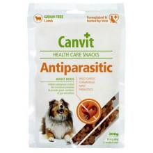 Canvit Antiparasitic Лакомства для поддержания микрофлоры кишечника собак
