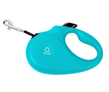 COLLAR Поводок-рулетка для собак, голубая