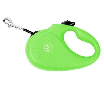 COLLAR Поводок-рулетка для собак, салатовый