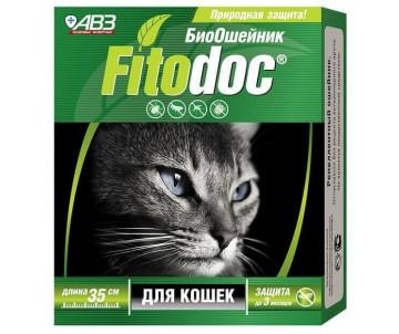 АВЗ «Фитодок» Ошейник репеллентный био для кошек