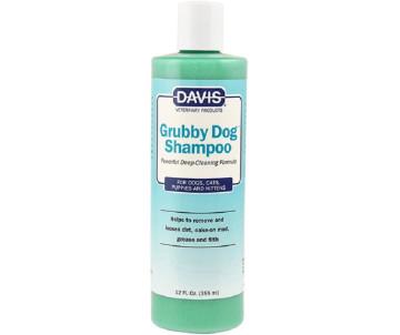 Davis Grubby Dog Shampoo Шампунь глубокой очистки для собак, котов, концентрат