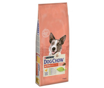 DOG CHOW Adult Active Chicken