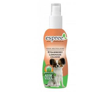 Espree Sparkle Spray Одеколон с клубнично-лимонадным ароматом для собак