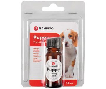 Flamingo Puppy Trainer Жидкость для приучения собак к туалету