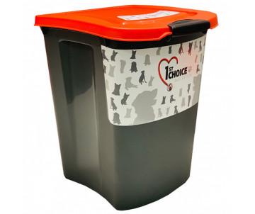 1st Choice контейнер для хранения корма фирменный