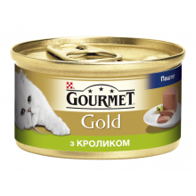 Gourmet Gold Cat Adult Rabbit Pate