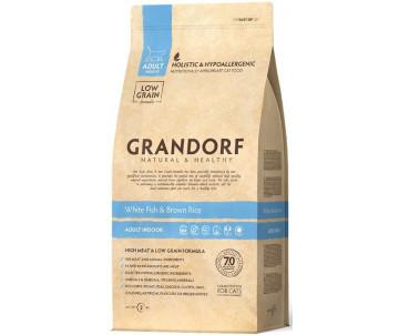 Grandorf Cat White fish & Rice