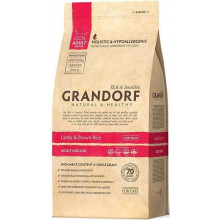 Grandorf Cat Adult Indoor Lamb Rice