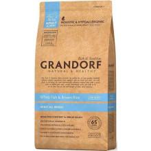Grandorf Dog Adult White Fish Rice