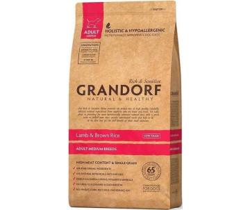 Grandorf Dog Medium Lamb & Rice