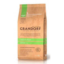 Grandorf Dog Adult Mini Lamb Rice