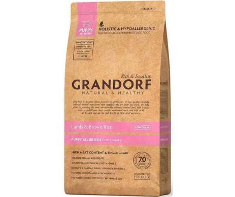 Grandorf Dog Puppy Lamb Rice