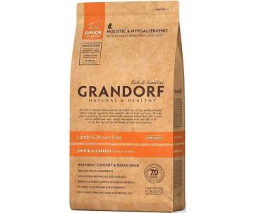 Grandorf Dog Junior Lamb & Rice