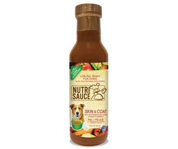 SynergyLabs NutriSauce низкокалорийный соус для собак, добавка для кожи и шерсти, с антиоксидантами, витаминами и минералами