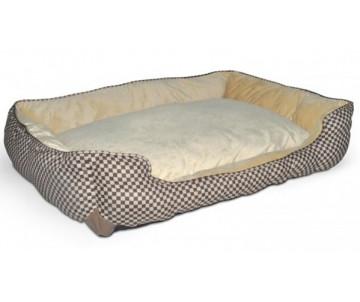 K&H Self-Warming Lounge Sleeper самосогревающийся лежак для собак и котов