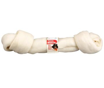 Flamingo Texas Bubble Bone кость с узлами жевательное лакомство для собак
