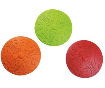 Flamingo Frisbee ФРИЗБИ интерактивная игрушка для собак