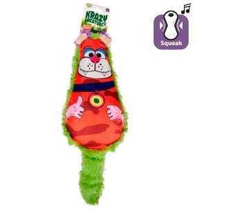 Flamingo Crazy Critter зверь мягкая игрушка для собак