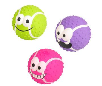 Flamingo Laughing Ball игрушка для собак, латекс