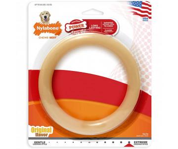 Nylabone Extreme Chew Ring КОЛЬЦО жевательная игрушка для собак, вкус курицы