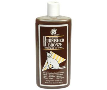 Ring5 Burnished Bronzе 1:4 шампунь для кошек коричневых окрасов, концентрат