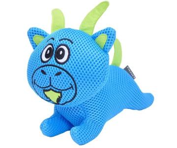 Coastal Rascals Mighty Mates Mesh Toy Gordie Goat мягкая игрушка для собак