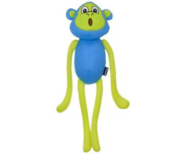 Coastal Rascals Feisty Flappers Mesh Toy Mazie Monkey игрушка для собак