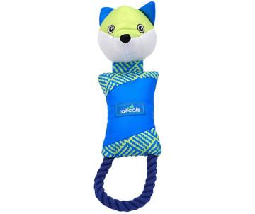 Coastal Rascals Fetch Toys Fox мягкая игрушка для собак