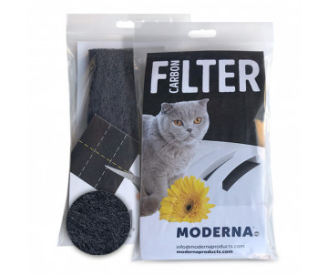 Moderna Universal Filter Фильтр для закрытых туалетов для котов