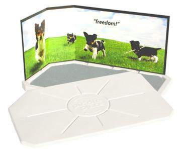 PetSafe Piddle Place Guard Freedom защитный барьер для собачьего туалета