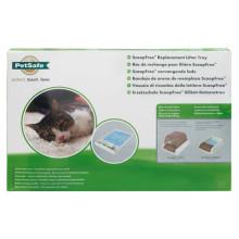 PetSafe ScoopFree Blue Crystal поддон с наполнителем для кошачьего туалета