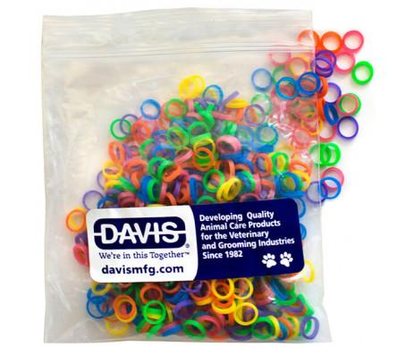 Davis Neon резинка для шерсти