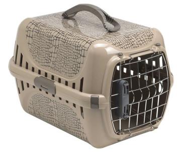 Moderna Trendy Runner Wild Life переноска для котов и собак, металлическая дверца с замком