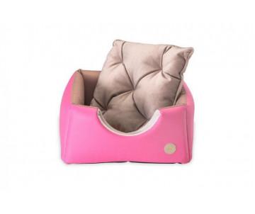 Harley And Cho Cabrio Pink Домик-лежак для собак