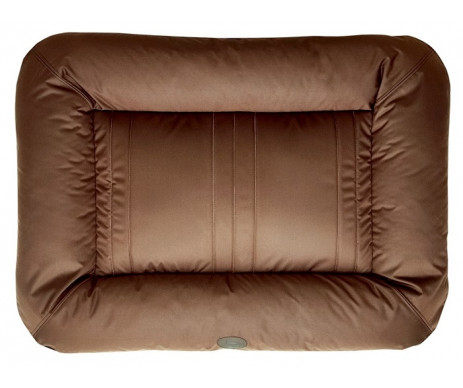 Harley and Cho Lounger Waterproof Brown Двухсторонний лежак-понтон коричневый