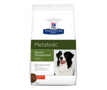 Hills Dog PD Canine Metabolic